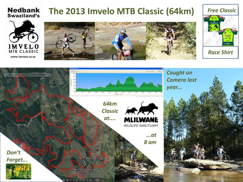 ImveloMTB Classic - Mlilwane Wildlife Sanctuary