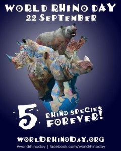 World Rhino Day