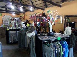 Mlilwane Curio Shop