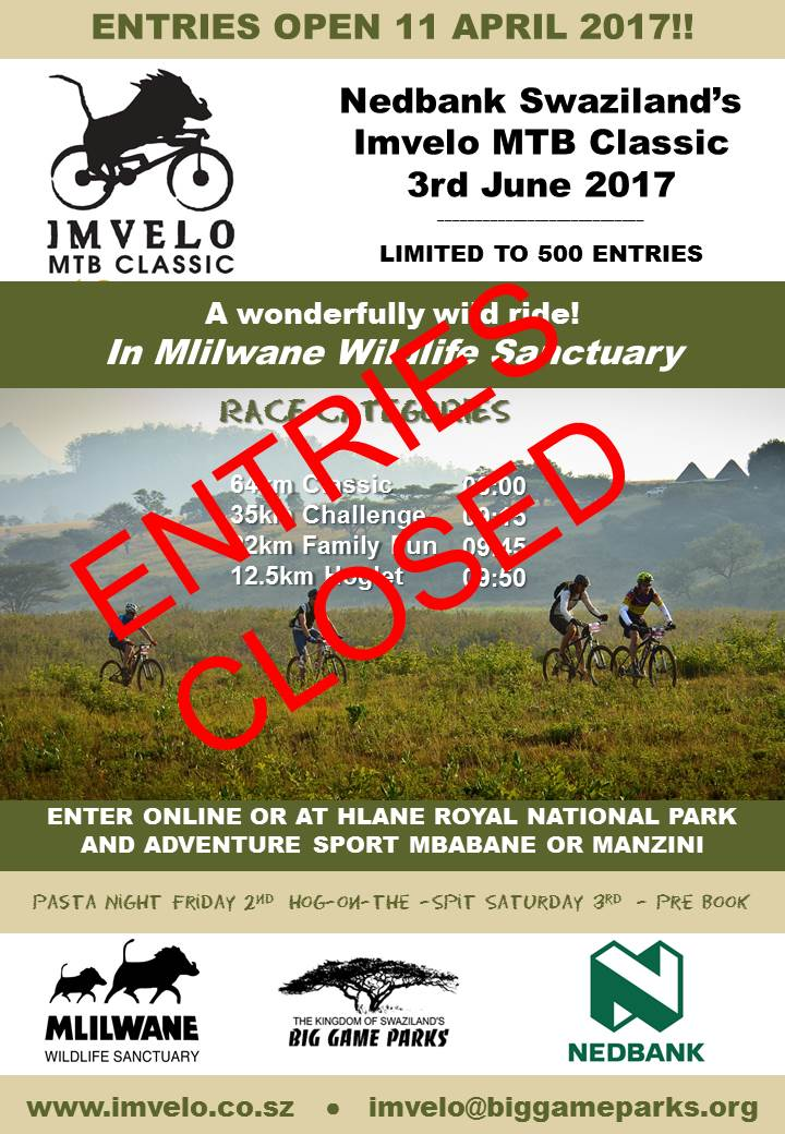 Entries Closed 2017